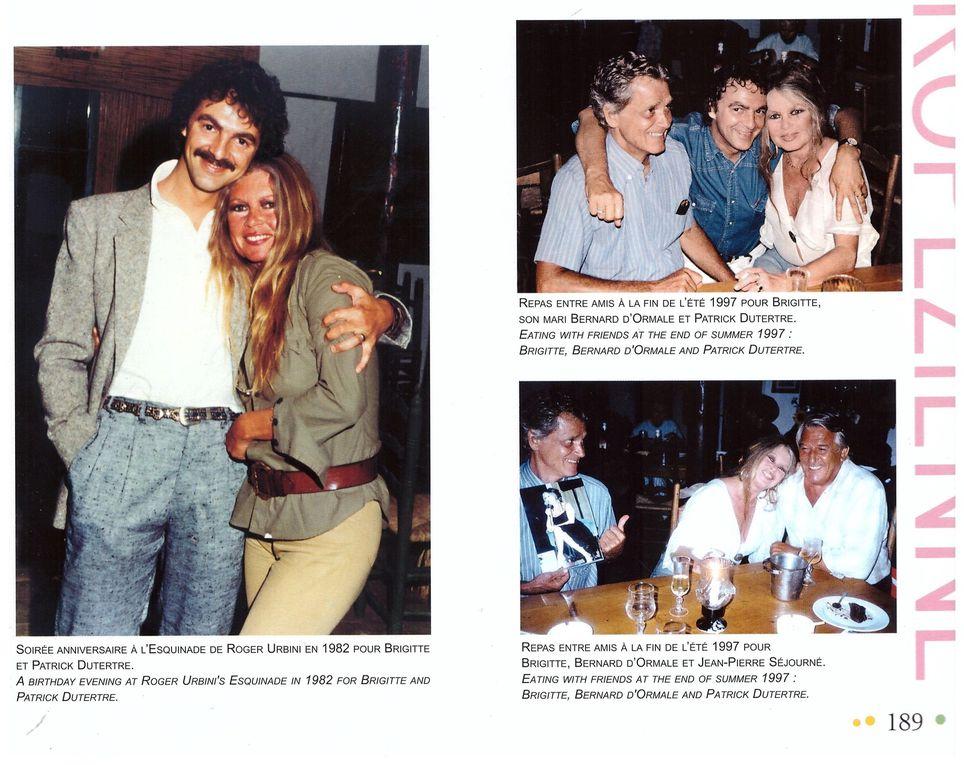 Brigitte Bardot dans la revue Collector SaintTropez n°12