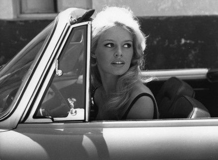 Brigitte Bardot en photos...sublime BB