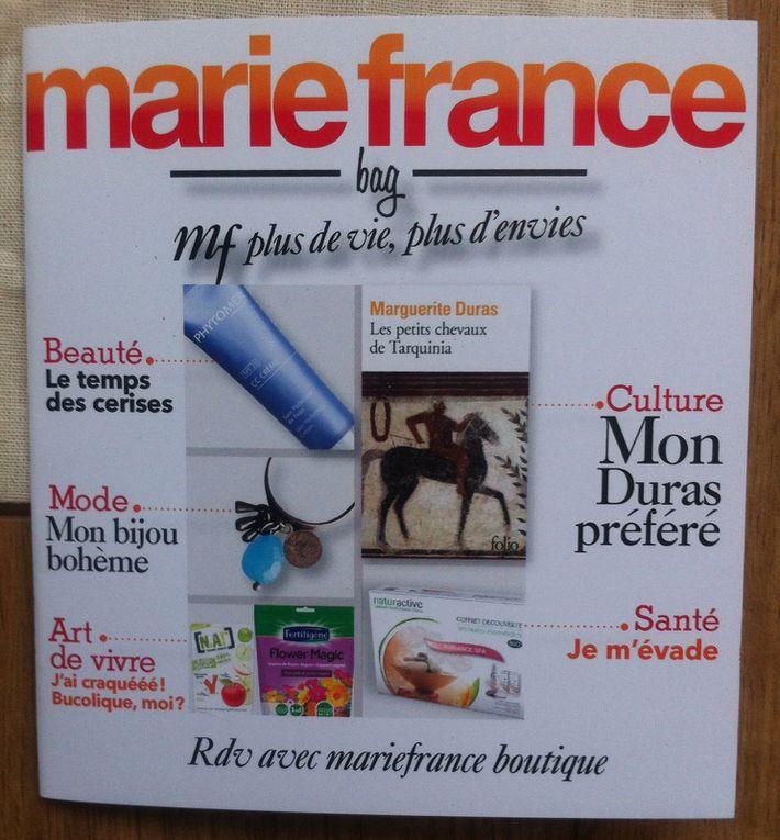 Marie France Bag de Mars 2014