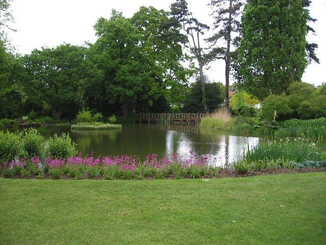 Wisley Garden - Londres