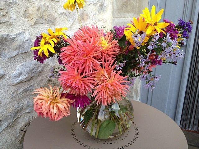 Bouquet d'Automne - Frescati - 24 septembre 2014