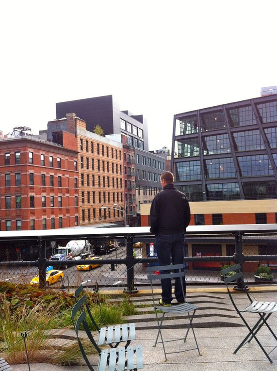 High Line - New york