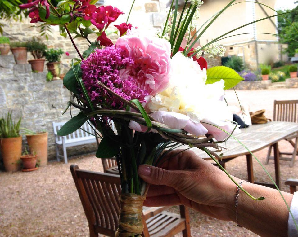 Work Shop bouquets - Autour de Frescati