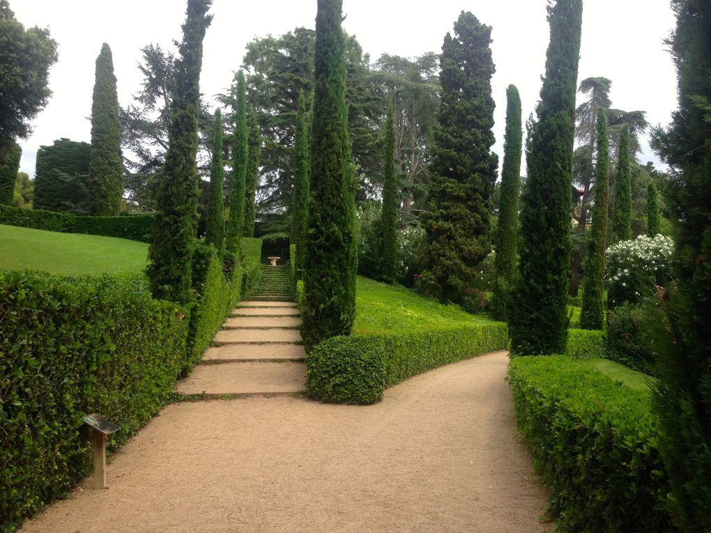 Jardin de sainte clotilde costa brava jardins merveilleux for Cordeau de jardin