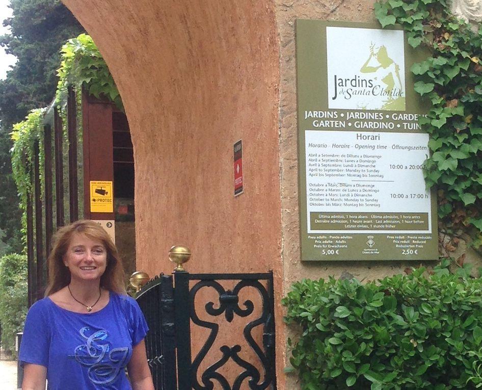 Jardin de Sainte Clotilde - Costa Brava