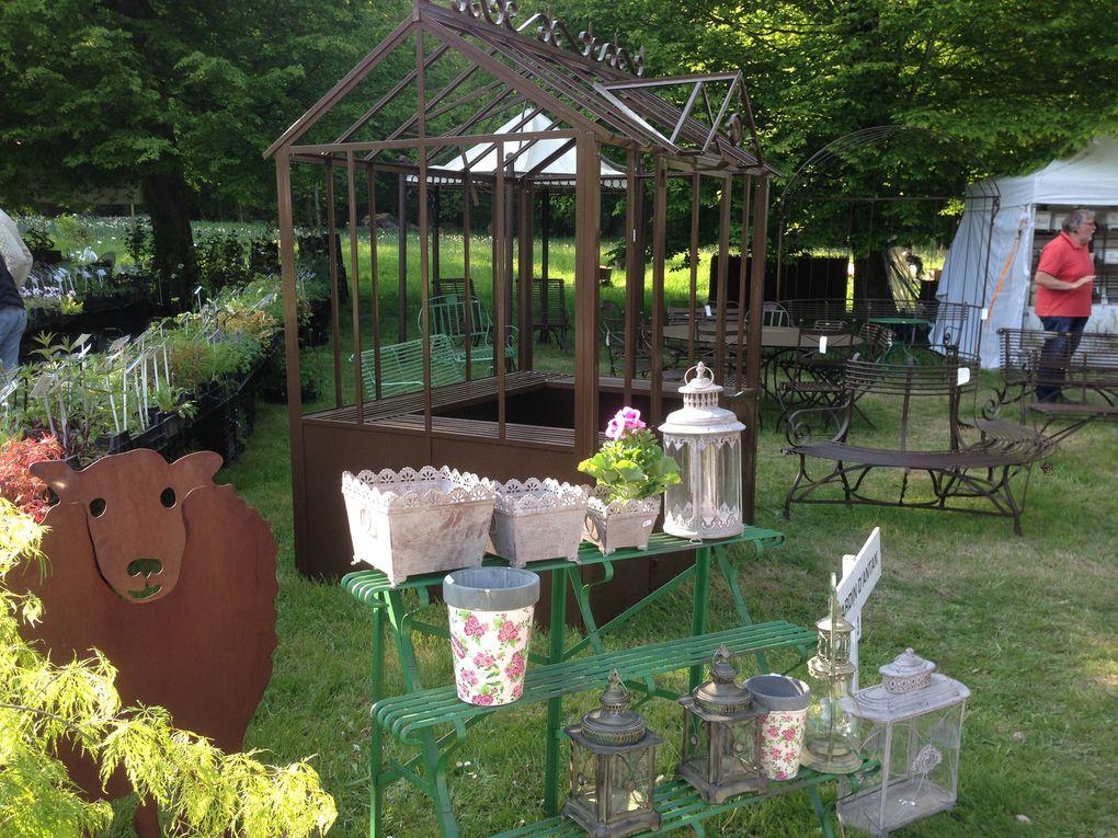 """Serre """"Jardin d'Antan"""" - 2 photos"""
