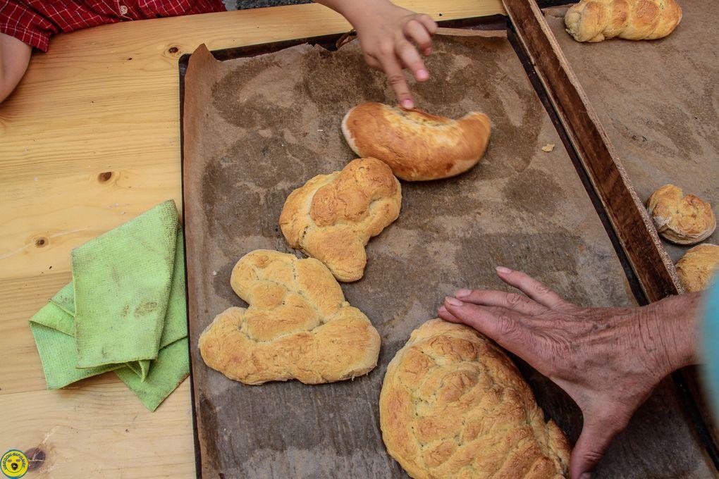 La Grand Rue pendant la fête du pain