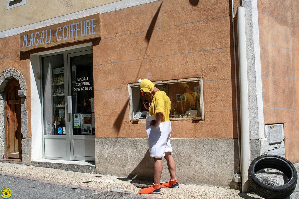 Saint André les Alpes : Les caisses à savon ont glissé dans les virages