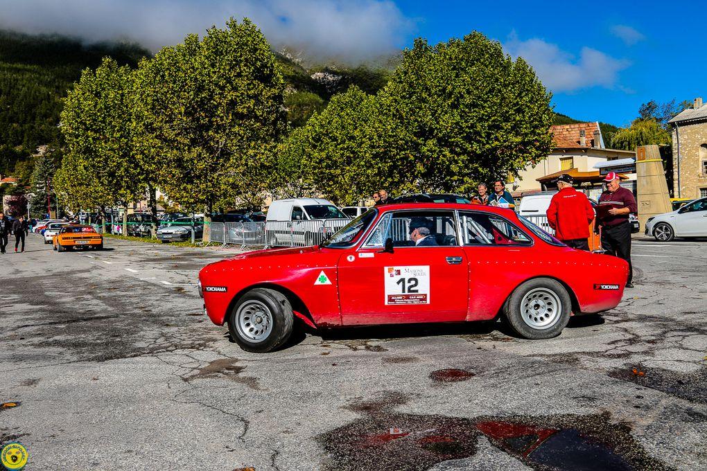 Saint André les Alpes: Un parfum de jasmin a flotté sur le village