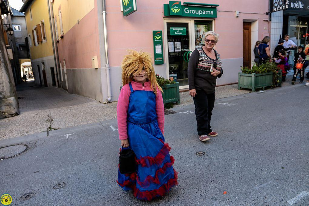 St André les Alpes  : Halloween