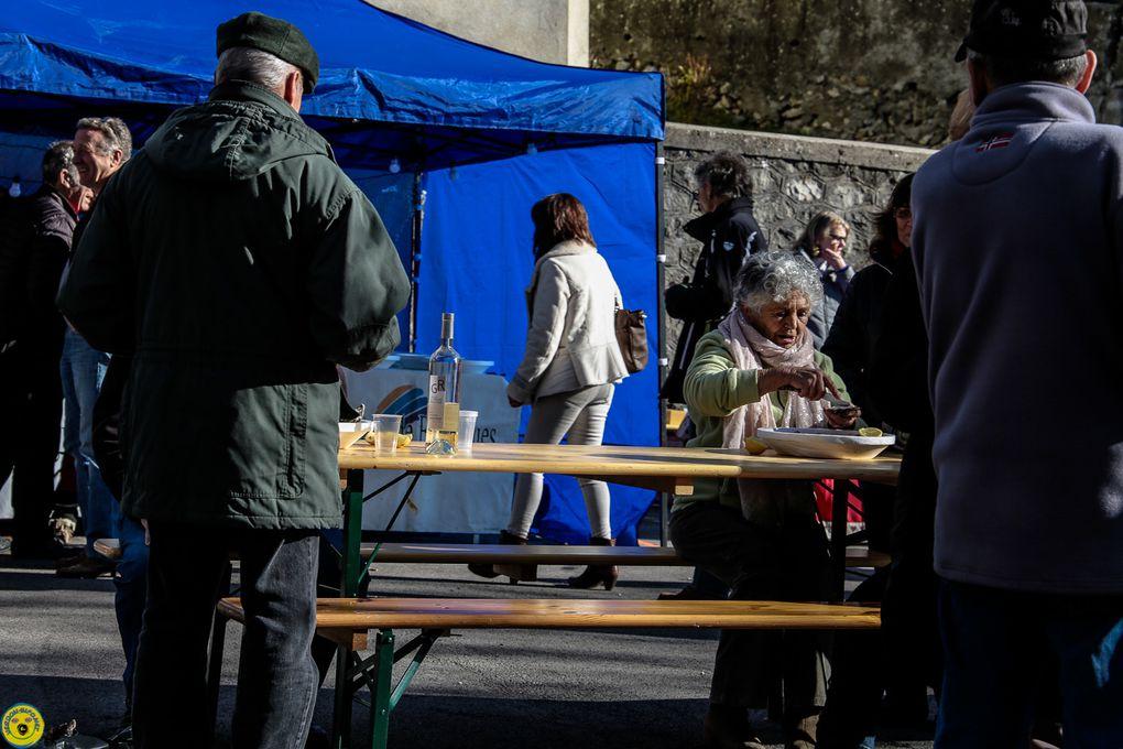 La Mure-Argens : Enfin un marché de Noël sous le soleil