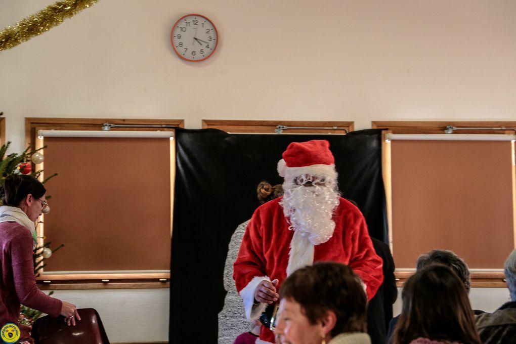 La Mure Argens  :  le goûter de Noël