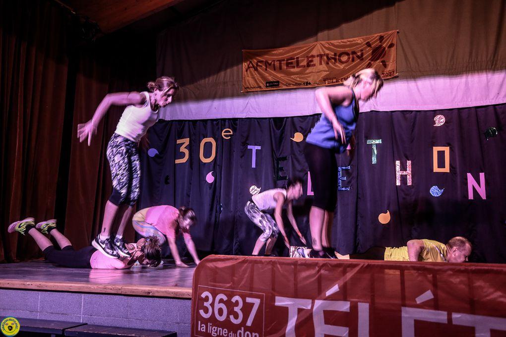 Saint André les Alpes : Le téléthon 2016 s'est éteint, vive le Téléthon 2017