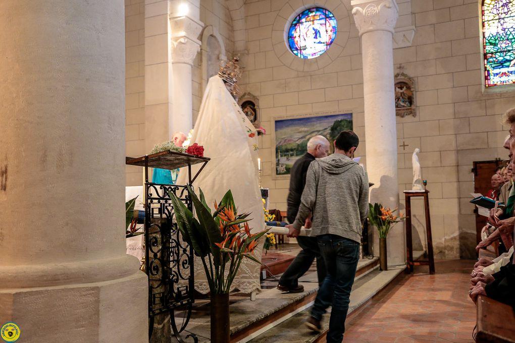 Pèlerinage Notre-Dame de la fleur, 5 juin 2017.