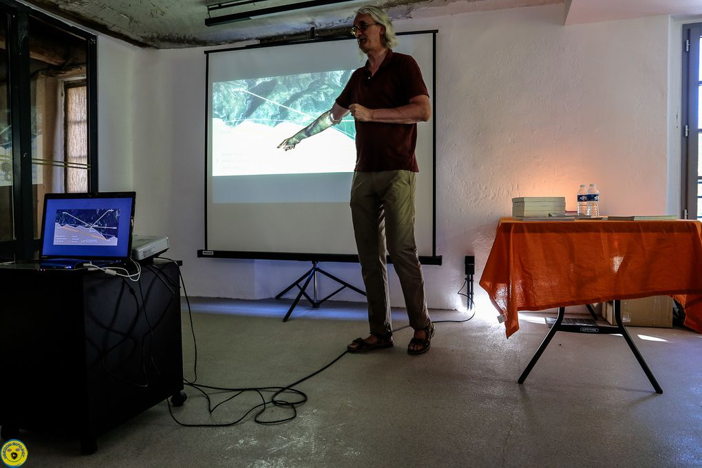 Conférence  proposée par Olivier Joseph  &quot&#x3B;Des rails dans la montagne&quot&#x3B;