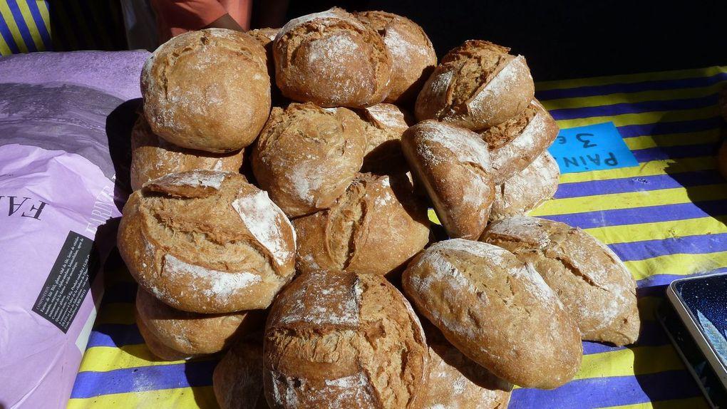 La Fête du pain de Thorame Haute