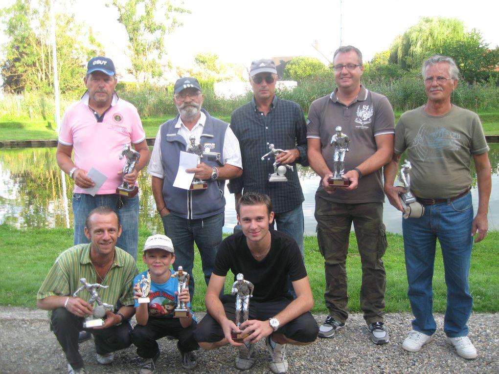 Concours pétanques 2014