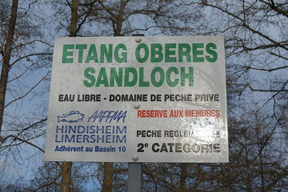 Oberes Sandloch
