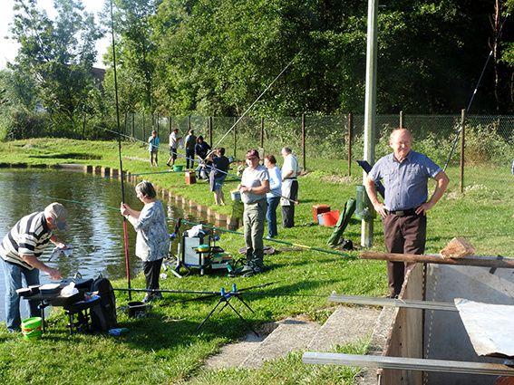 Pêche Fonctionnaire 2016