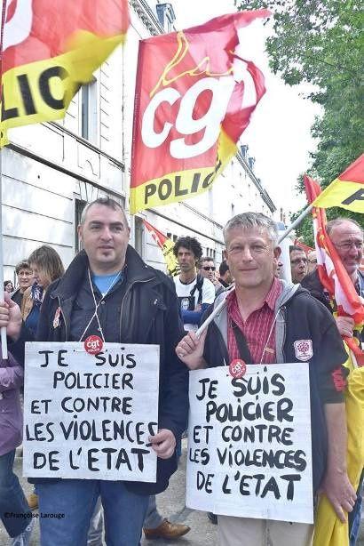 Paris 14 juin, j'y étais, j'ai vu, j'accuse...