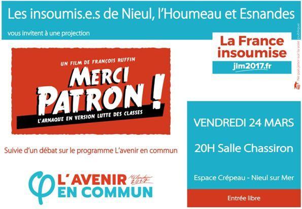 La Rochelle insoumise : débattre pour rassembler.... et gagner !