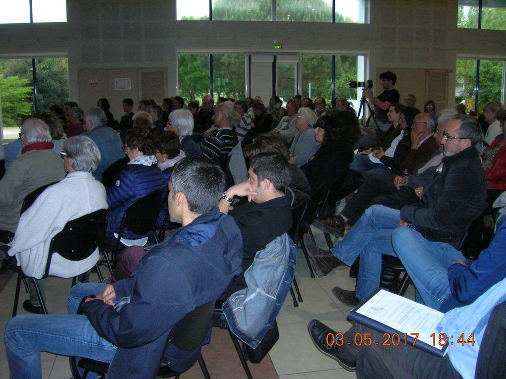 Succès du lancement de la campagne des législatives 2017 pour les insoumis de la 1ére circ. (La Rochelle et Ré)