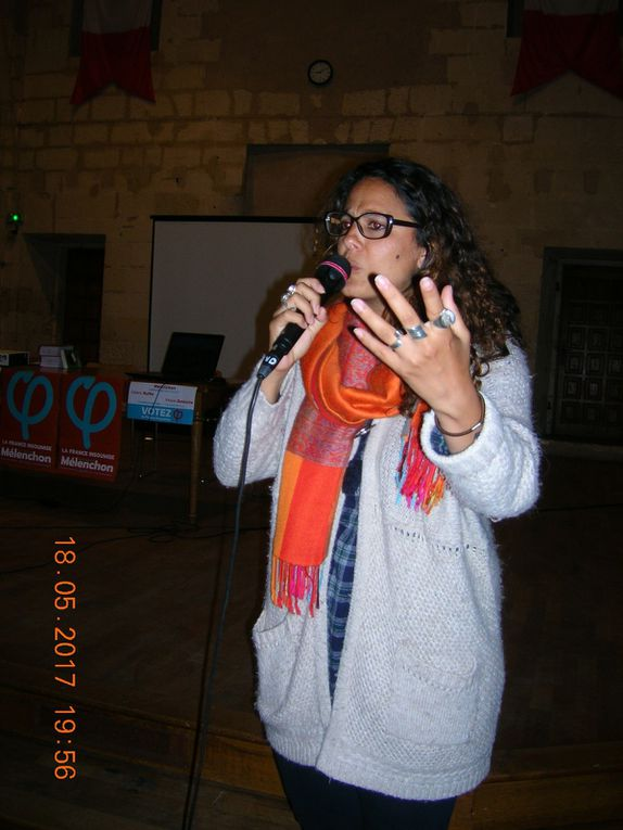 La campagne des insoumis rochelais bat son plein... objectif : apporter notre pierre à la construction d'une majorité à l'Assemblée Nationale !