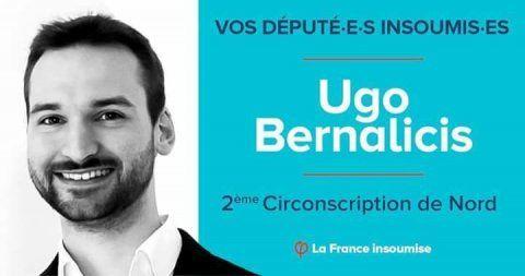 2éme tour législatives 2017.... 20 sièges pour la France insoumise