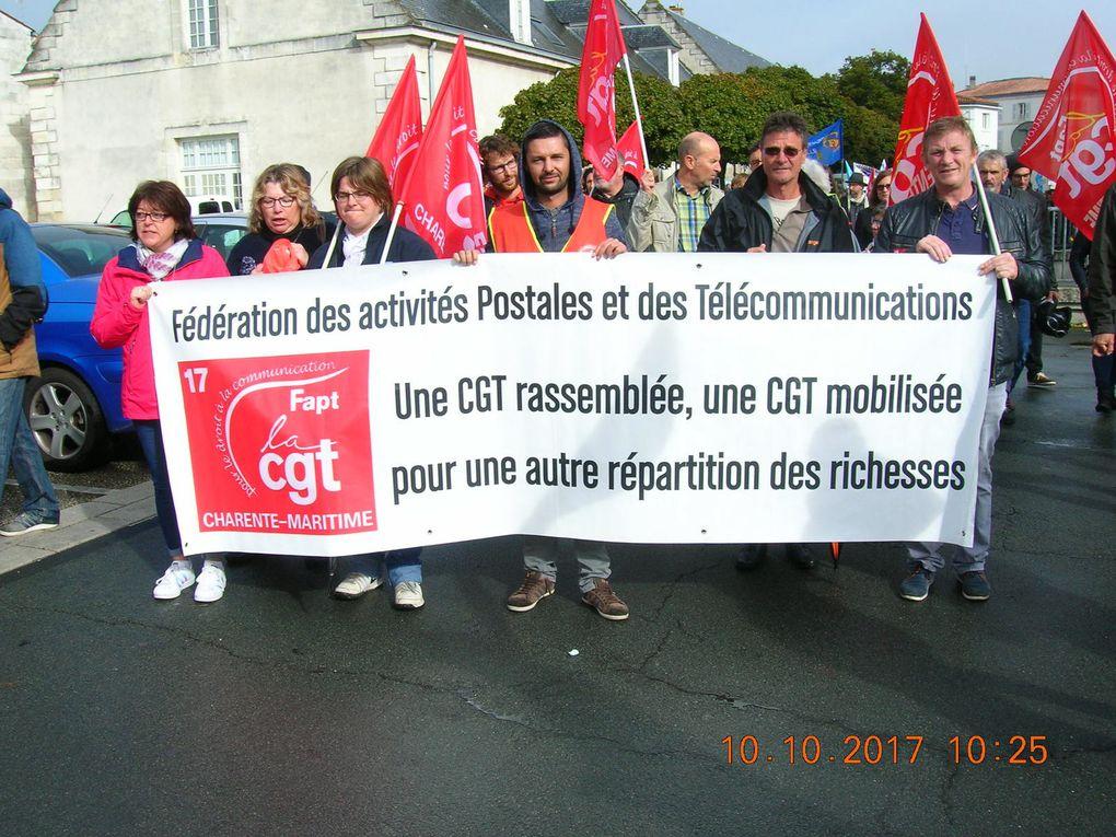 10 octobre : tous les syndicats appellent à la grève et à la manifestation