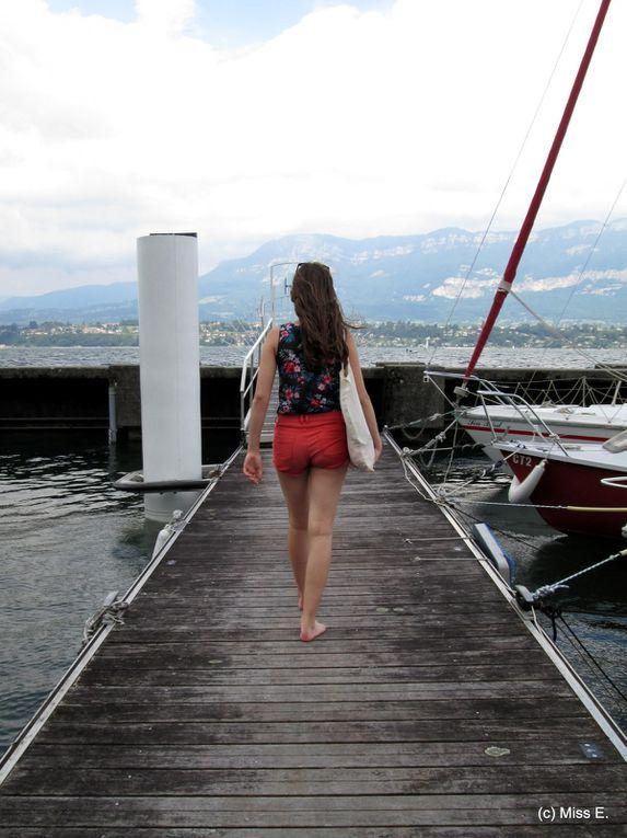 ¤ Shoot au lac ¤