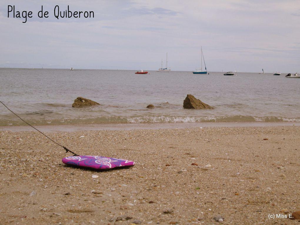 Summer holidays 2014 (1/2) : Quiberon