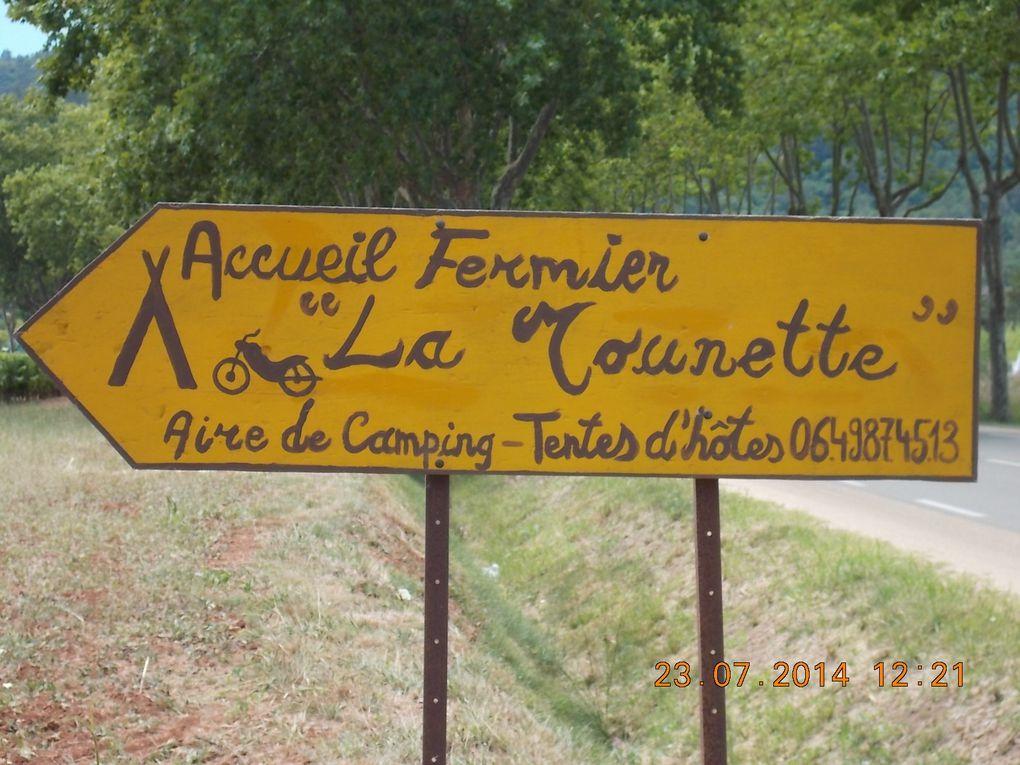 Des vacances à la Mounette...!!