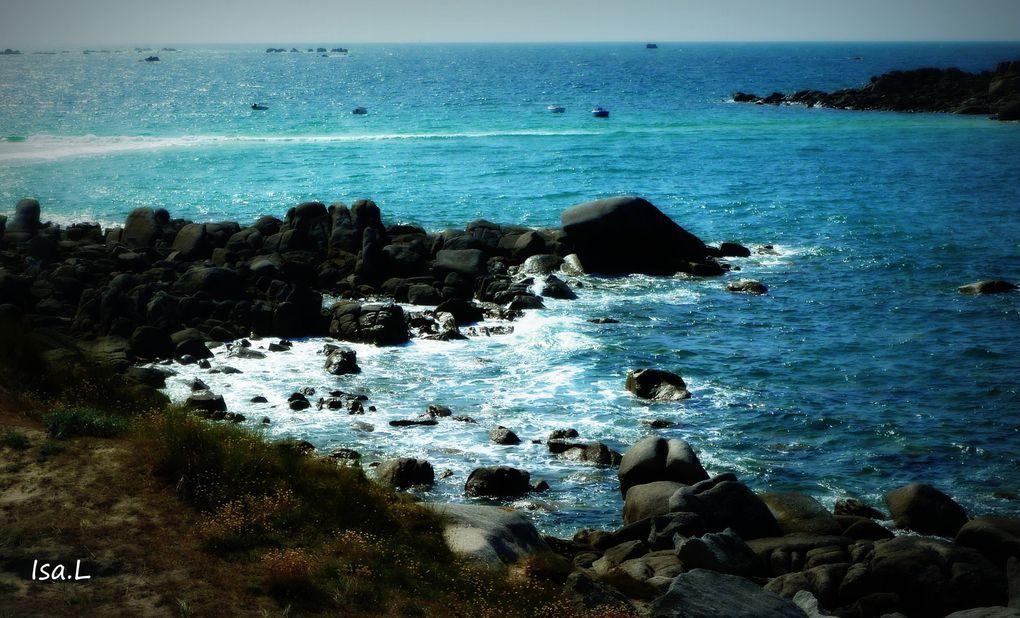 Découvrir le Finistère Nord, jour 1