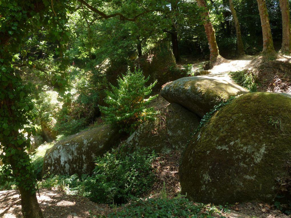 Huelgoat, forêt de légendes