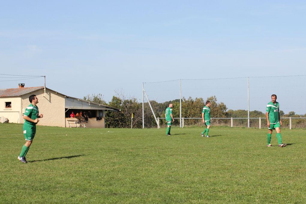 // 4ème journée &gt&#x3B; FC Gréalou 3-3 St-Matré.