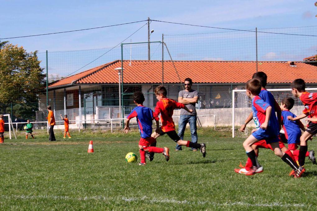 Nos U9 - Causse Sud / ECCF / Gréalou _