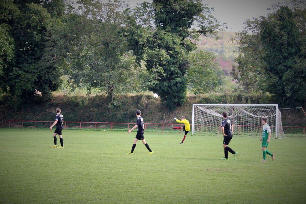U17 &gt&#x3B; Causse Sud 0-1 Montcabrier