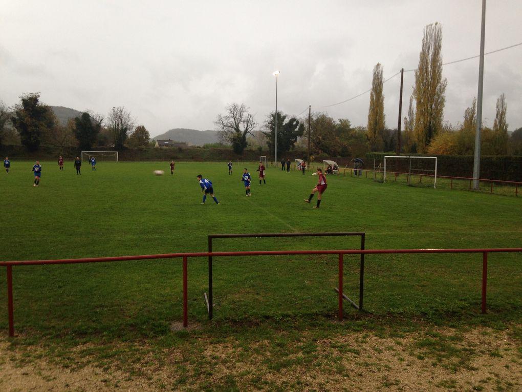 U15 &gt&#x3B; Causse Sud 5-0 Figeac QF II