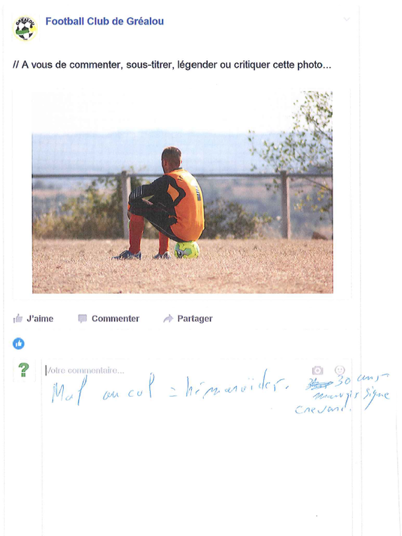 Les photos à faire défiler...