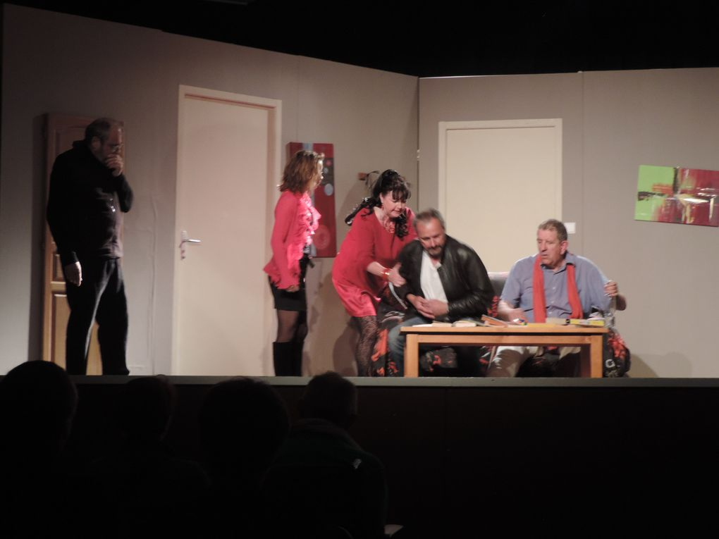 Soirée Théâtre 17 mai à Bourg Blanc