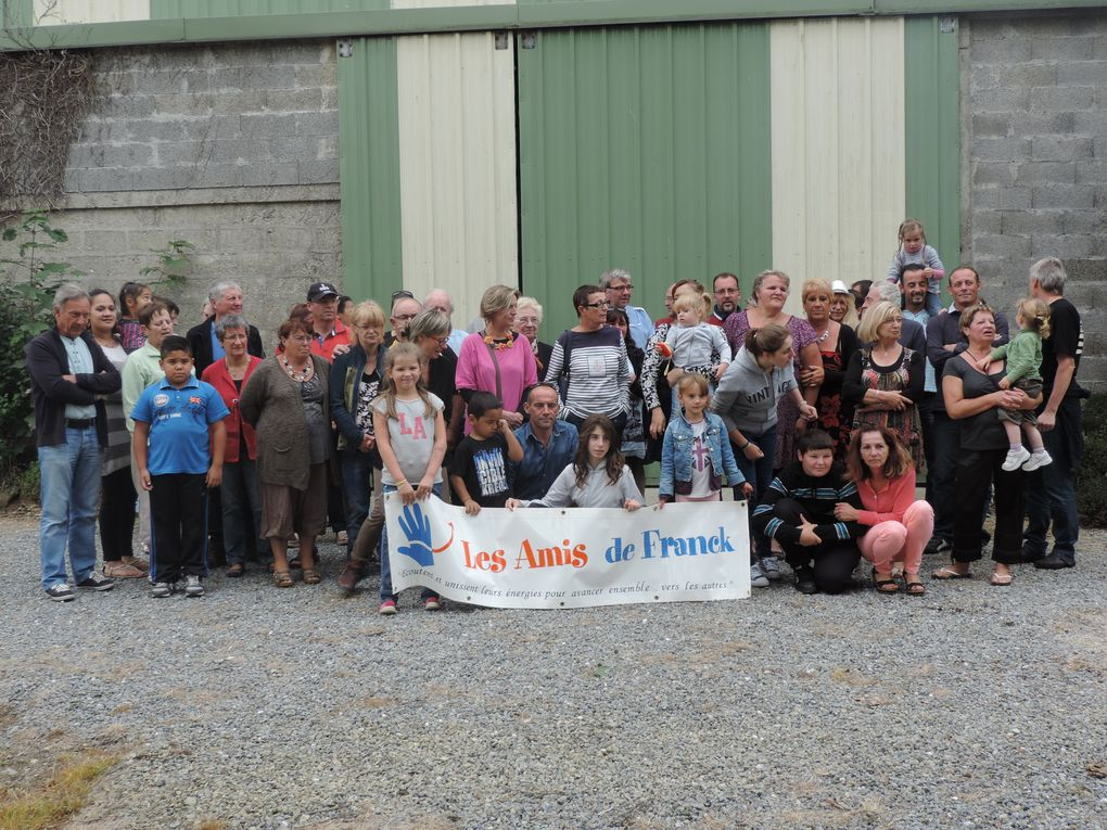 Barbecue de l'association 2014
