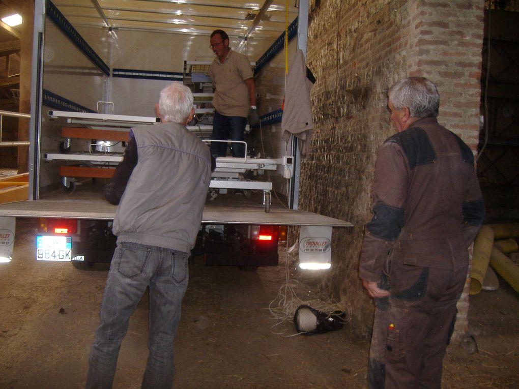 Collecte Maison de Retraite de Grainville La Teinturière - fin de matinée et ap midi du 23 mai 2014