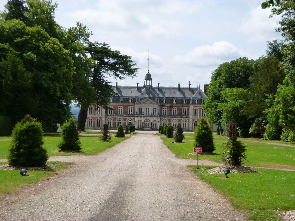 Randonnée des 3 châteaux - 14 juin 2015