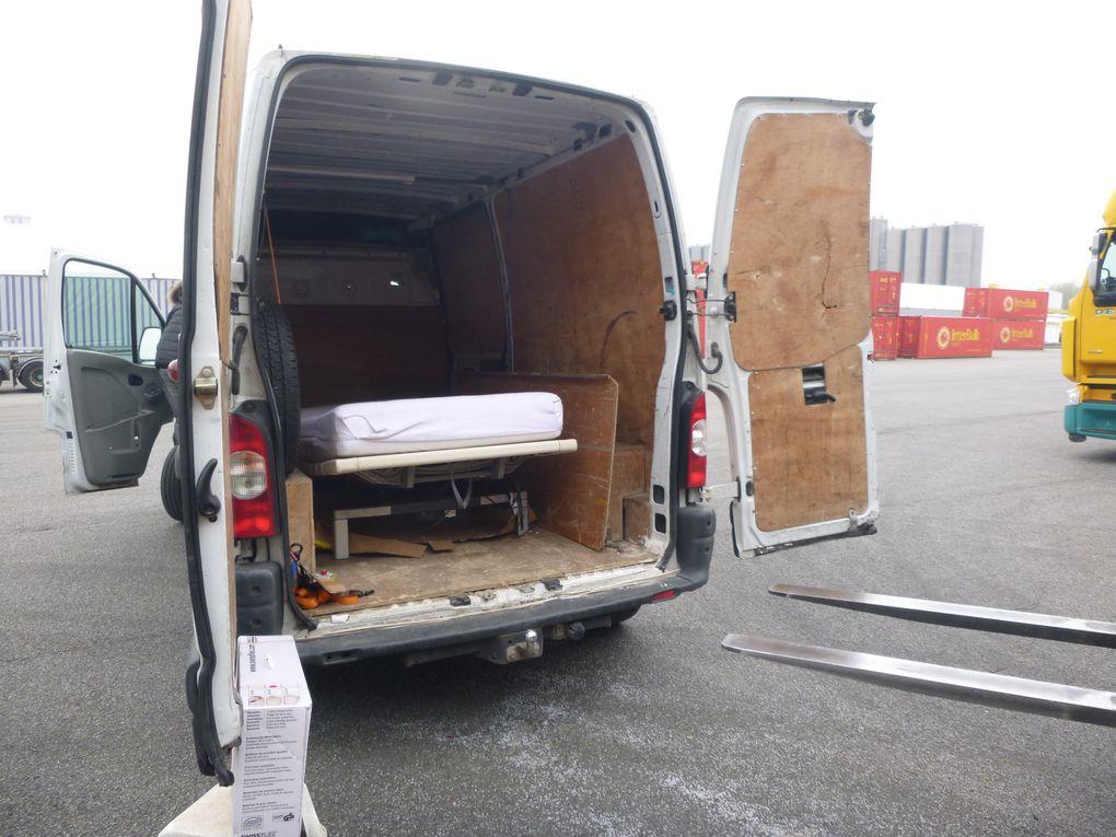 22 avril 2016 - livraison d'un lit médicalisé