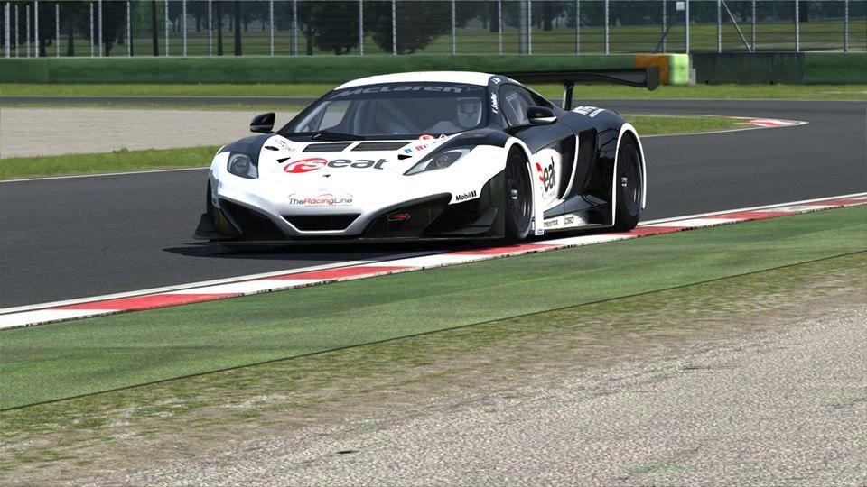 Assetto Corsa : The Racing Line avec la rSeat !