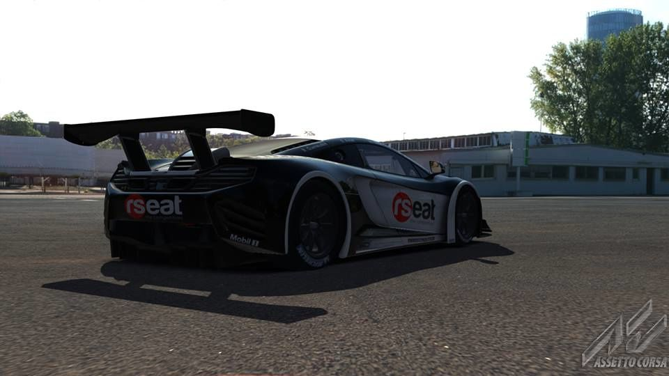Assetto Corsa : The Racing Line avec la rSeat !