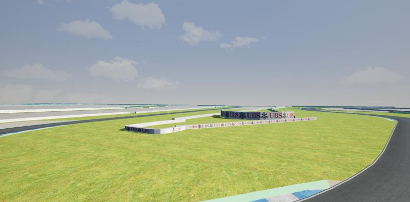 Assetto Corsa circuit Hockenheim en préparation