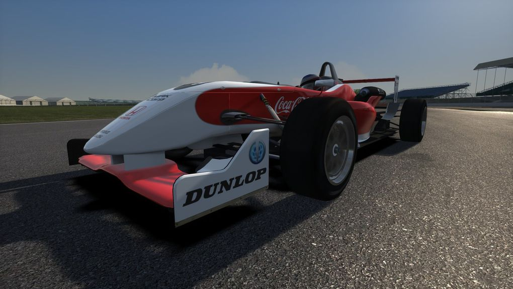 Assetto Corsa Mod International Formula Series 3 disponible !