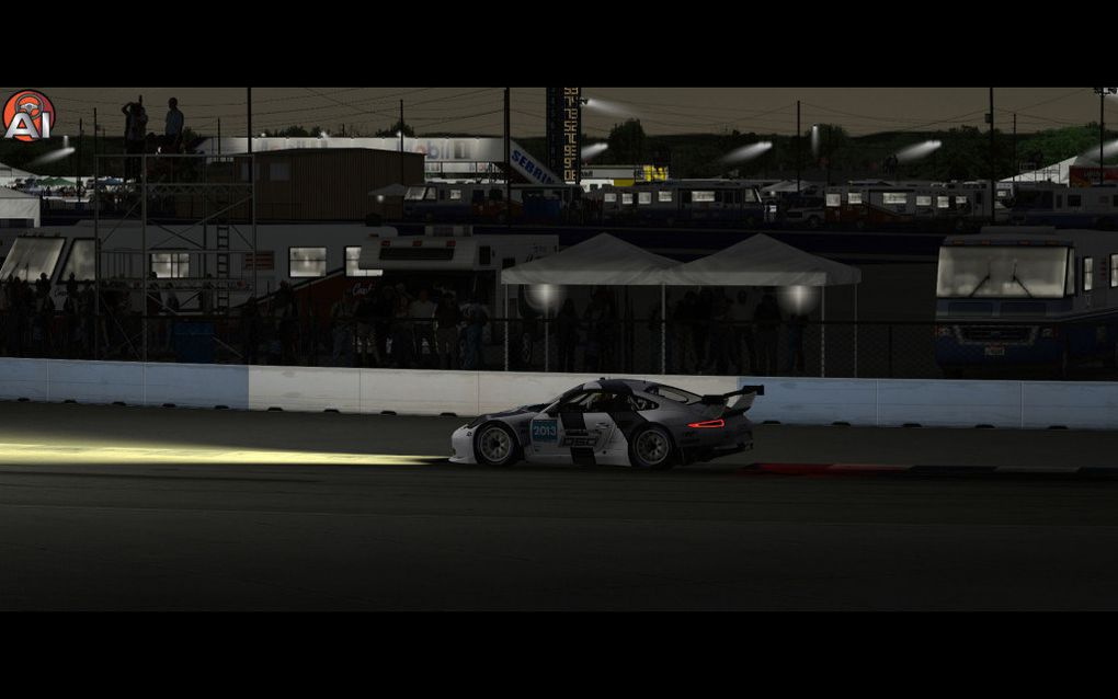 rFactor 2 circuit Sebring International Raceway 2.0 disponible !