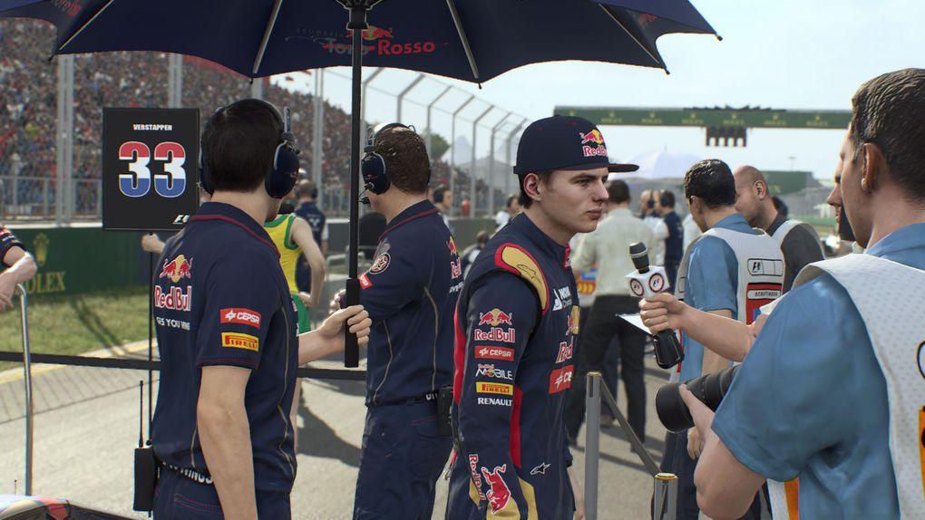 F1 2015 - La sortie repoussée au 10 juillet